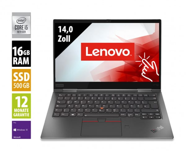 Lenovo ThinkPad X1 Yoga Gen 5 - 14