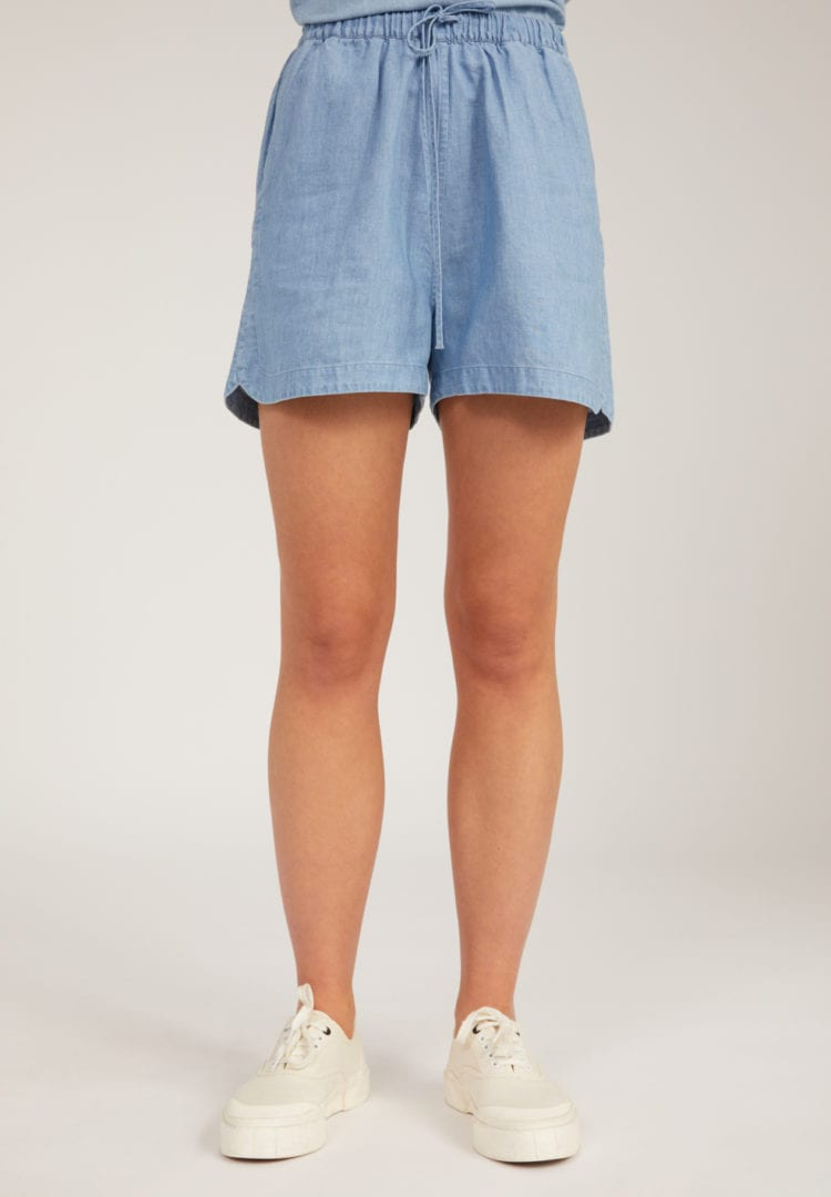 Shorts Xuliaa In Foggy Blue von ArmedAngels